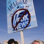 A moderate dreamer says 'Imagine .....no Fox news'