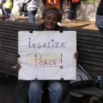 Marie Tou from Ethiopia - Legalize Peace