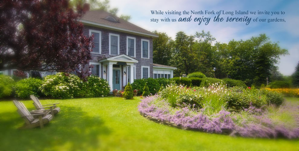 Long Island Bed & Breakfast, Shorecrest in North Fork, NY