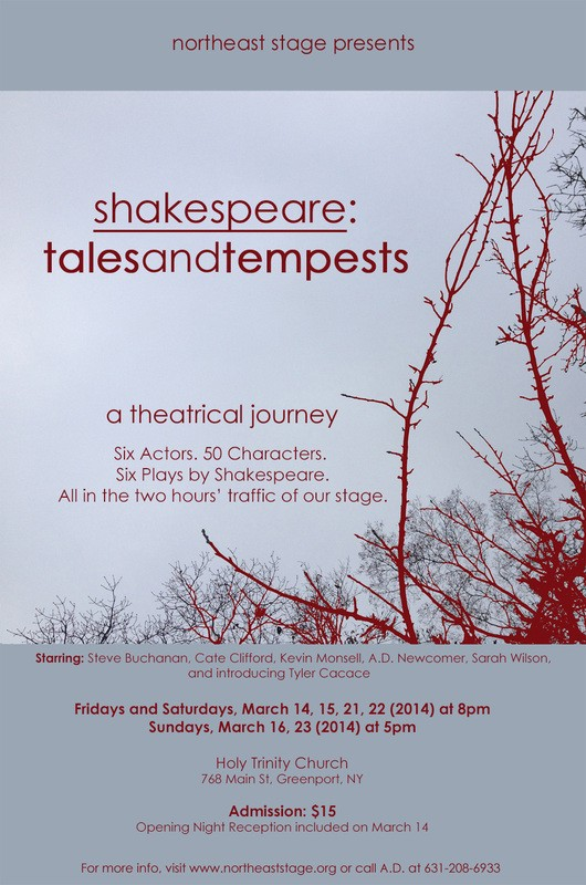 Live Theater Shakespeare
