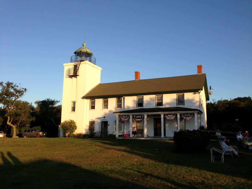 Horton Point Lighthouse, part of the Nautical North Fork