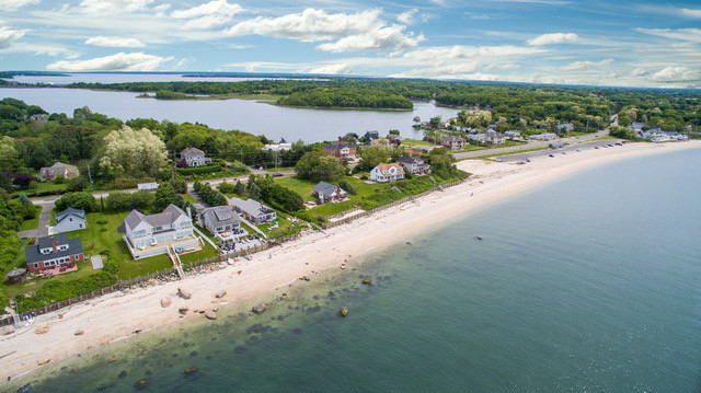 Aerial shorecrest getaways